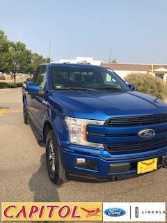 Used 2018 Ford F-150 Lariat Truck