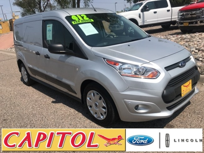 2017 Ford Transit Connect XLT Cargo Van