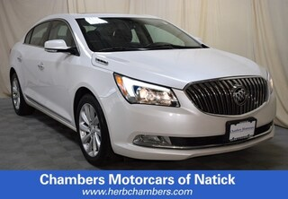 2015 Buick Lacrosse Leather Car
