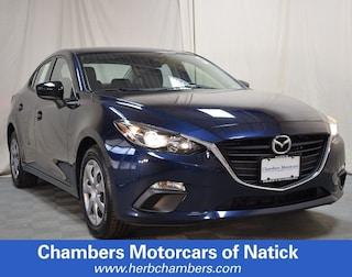 2015 Mazda Mazda3 I SV Car