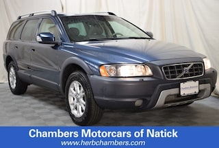 Pre-Owned 2007 Volvo XC70 Station Wagon MP3282A in Norwood, MA
