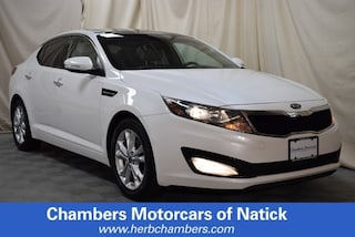 Pre-Owned 2011 Kia Optima EX Sedan near Boston