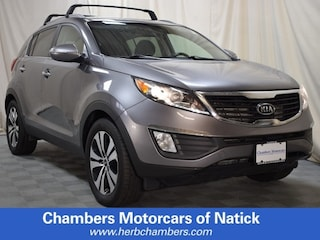 Pre-Owned 2011 Kia Sportage EX SUV near Boston