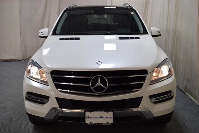 Used 2013 Mercedes-Benz ML 350 in Natick MA