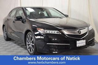 2016 Acura TLX V6 Tech Car