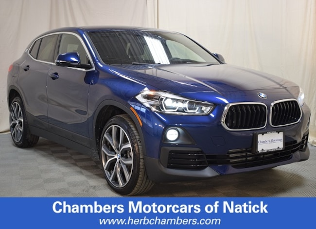 Used 2018 BMW X2 Xdrive28I Sport Utility for sale in Natick MA