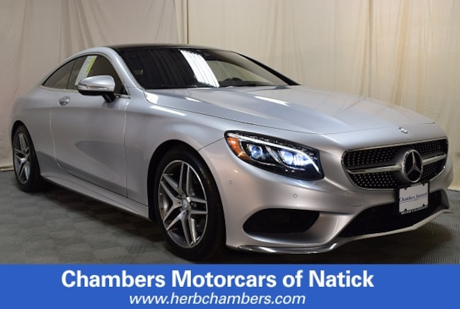 Used 2015 Mercedes-Benz S 550 S 550 Car for sale in Natick MA