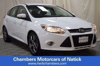 Used 2014 Ford Focus SE Car for sale in Boston, MA