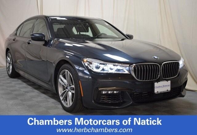 Used 2016 BMW 750i xDrive For Sale in Natick,MA | Near Newton