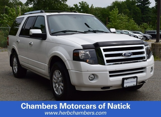 Used 2012 Ford Expedition Sport Utility For Sale in Danvers
