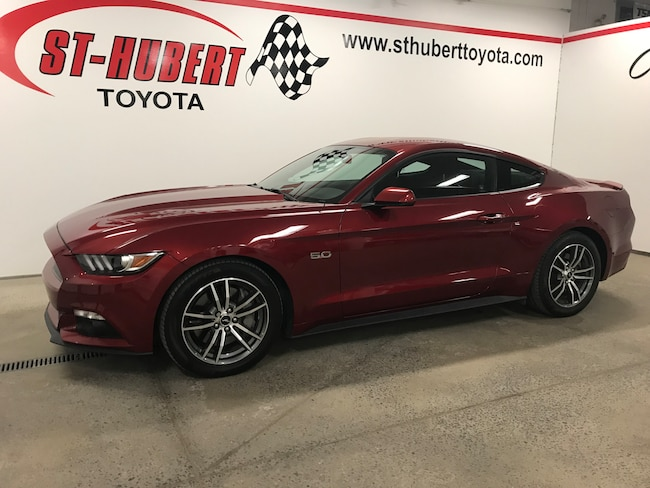 2016 Ford Mustang GT, 5.0 LITRES, AUTOMATQUE Coupe
