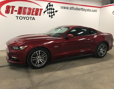 2016 Ford Mustang GT, 5.0 LITRES Coupe