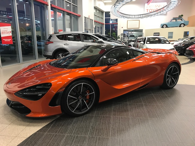 2018 Mclaren 720S Performance C Coupe