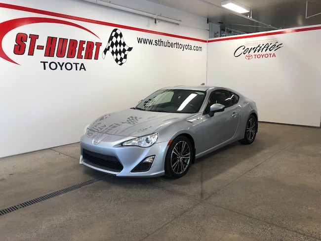 2016 Scion FR-S FR-S, Manuel, MAGS Coupe