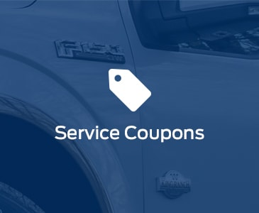 Service Coupons