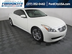 Used 2008 INFINITI G37 Journey Coupe