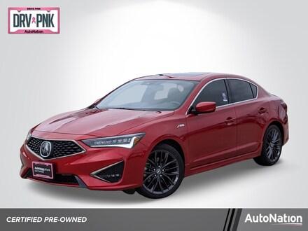 2019 Acura ILX w/Premium/A-Spec Pkg Sedan