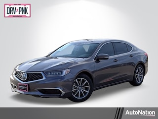 2020 Acura TLX with Technology Package Car