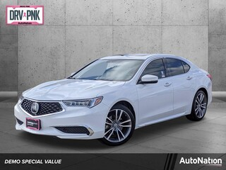 2019 Acura TLX w/Technology Pkg Sedan