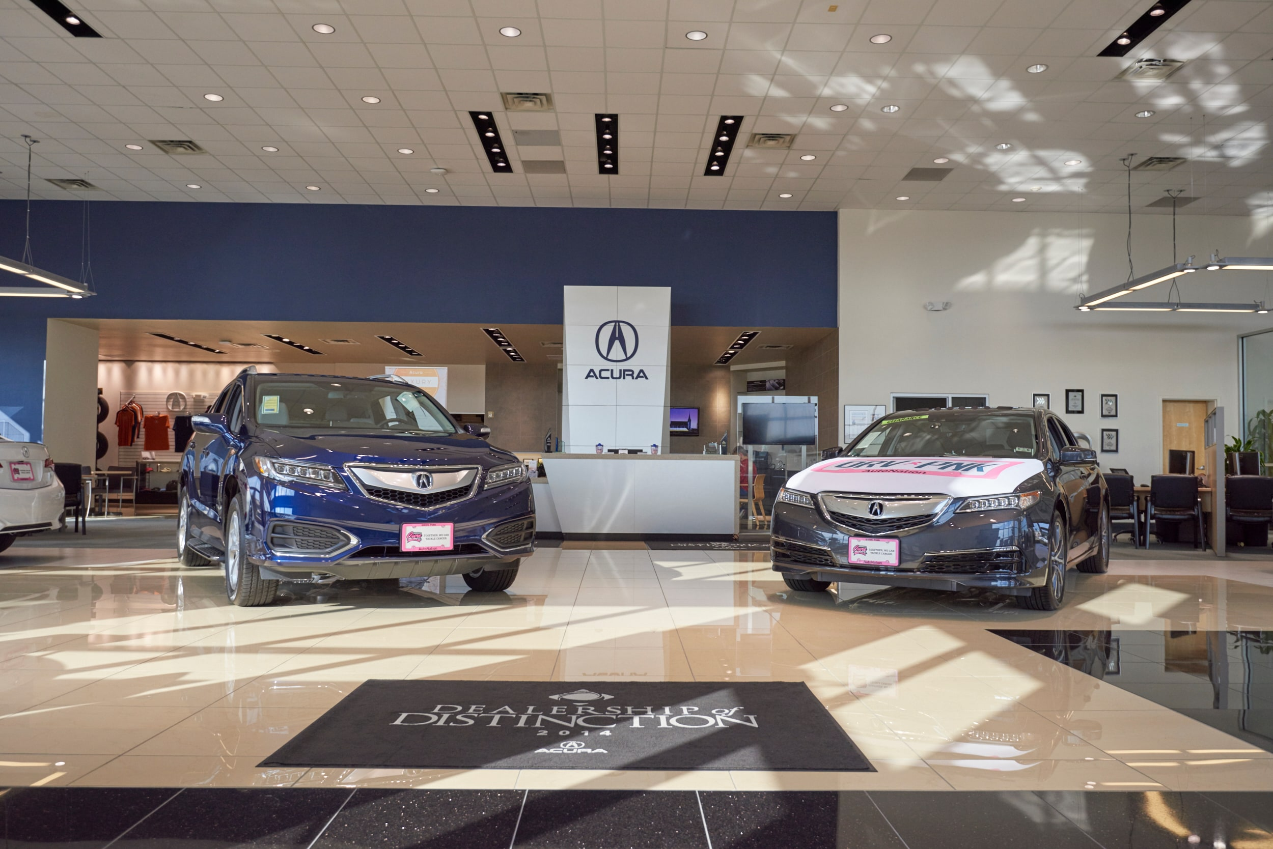 and acura dealer new header sherway used