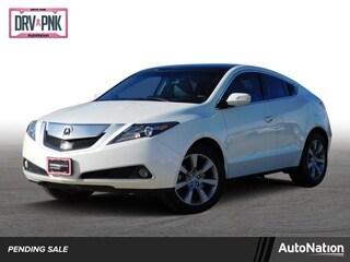 2012 Acura ZDX Advance Pkg SUV