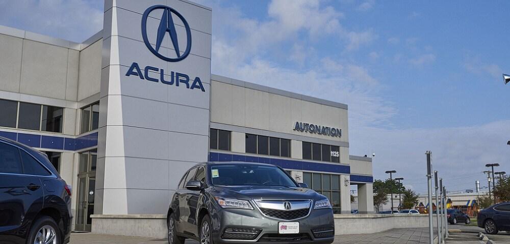 Acura Dealer Near Houston AutoNation Acura Gulf Freeway - Houston acura dealerships