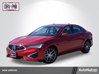 2020 Acura ILX w/Premium Pkg Sedan