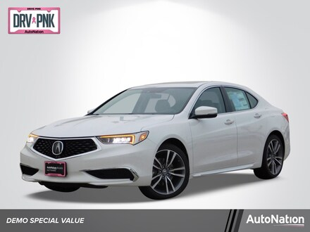 2019 Acura TLX 3.5 V-6 9-AT P-AWS with Technology Package Car