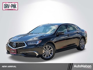 2018 Acura TLX w/Technology Pkg Sedan