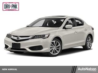2018 Acura ILX w/Premium Pkg Sedan