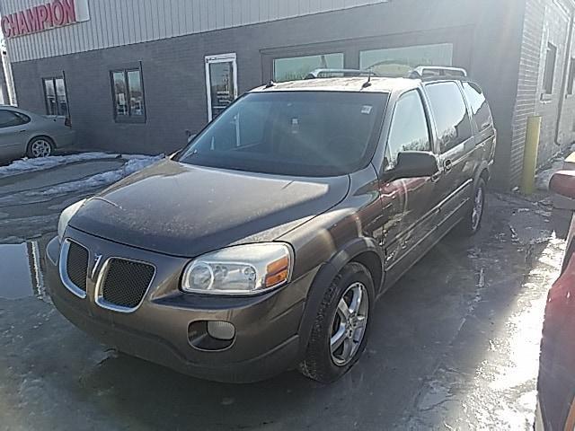 2005 Pontiac Montana SV6 w/1SB Pkg Ext WB w/1SB Pkg 6