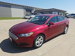 New 2018 Ford Fusion SE SE FWD for Sale in Carroll, IA