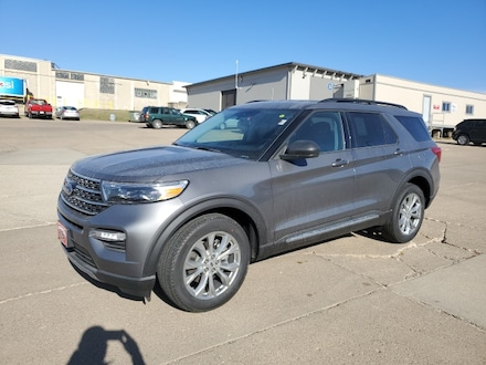 Featured New 2021 Ford Explorer XLT XLT 4WD for Sale in Carroll, IA