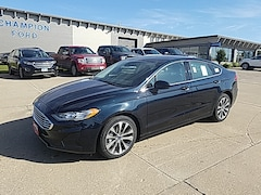 New 2020 Ford Fusion SE SE AWD for Sale in Carroll, IA