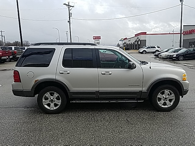 2002 Ford Explorer For Sale >> Used 2002 Ford Explorer For Sale At Champion Ford Of Carroll Vin 1fmzu73e12uc43366