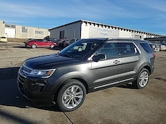 New 2019 Ford Explorer XLT XLT 4WD for Sale in Carroll, IA