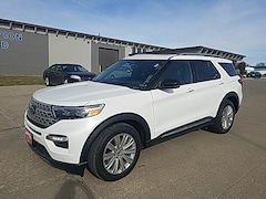 New 2020 Ford Explorer Limited Limited 4WD for Sale in Carroll, IA