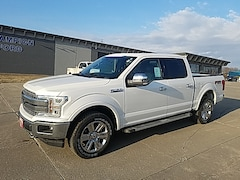 New 2019 Ford F-150 4WD SuperCrew 145 Lariat for Sale in Carroll, IA