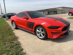 Used 2018 Ford Mustang Compact 1FA6P8CF7J5180656 for Sale in Carroll, IA