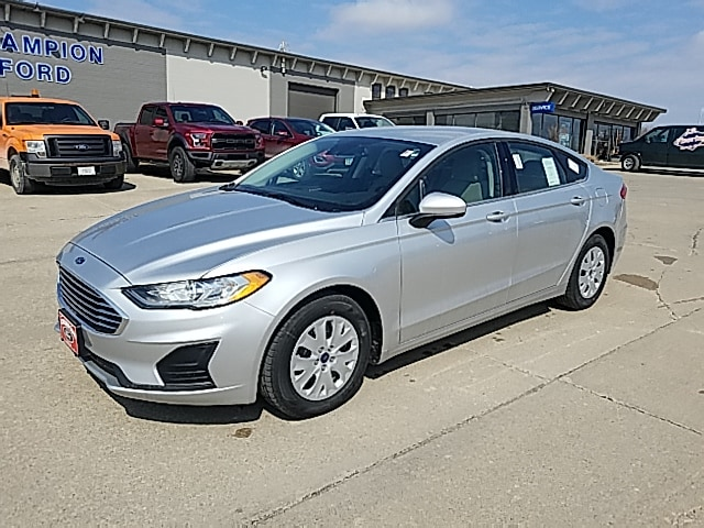 Featured New 2019 Ford Fusion S S FWD for Sale in Carroll, IA
