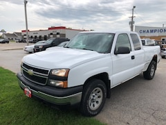 Bargain Used 2006 Chevrolet Silverado 1500 Work Truck Truck 1GCEK19B36Z203298 for Sale in Carroll, IA