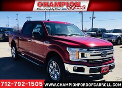 New 2018 Ford F-150 1FTEW1E55JKD80876 for Sale in Carroll, IA