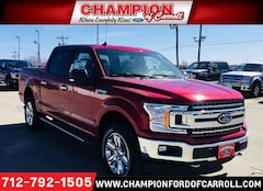 New 2018 Ford F-150 for Sale in Carroll, IA