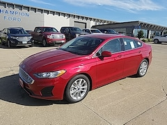 New 2020 Ford Fusion SE SE FWD for Sale in Carroll, IA