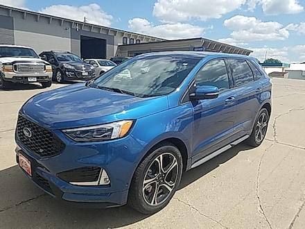 Featured New 2019 Ford Edge ST ST AWD for Sale in Carroll, IA