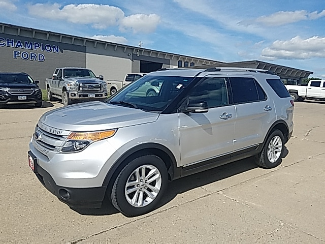 Featured Used 2014 Ford Explorer XLT 4WD  XLT 1FM5K8D81EGB41717 for Sale in Carroll, IA