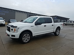 Used 2018 Ford F-150 STX Crew Cab 1FTEW1EG7JFC93751 for Sale in Carroll, IA
