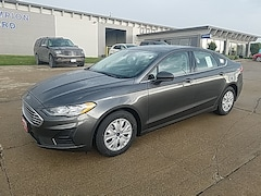 New 2019 Ford Fusion S S FWD for Sale in Carroll, IA