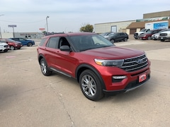 New 2020 Ford Explorer XLT XLT 4WD for Sale in Carroll, IA