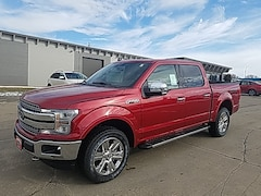 New 2020 Ford F-150 4WD SuperCrew 145 Lariat for Sale in Carroll, IA